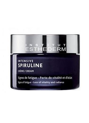 Esthederm Institut Esthederm Intensive Spiruline Cream Yorgunluk Belirtileri Canlılık Parlaklık 50Ml Renksiz